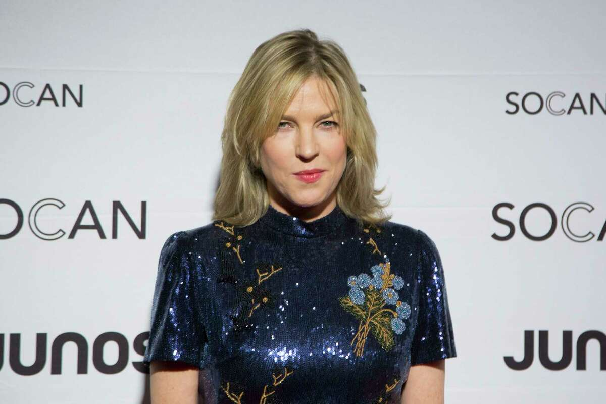 JUNO Gala Dinner And Awards Presented By SOCANVANCOUVER, BC - MARCH 24: Diana Krall attends the red carpet at the Juno Gala Dinner and Awards at the Vancouver Convention Centre on March 24, 2018 in Vancouver, Canada.