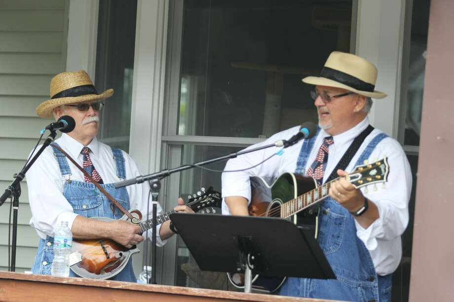 Scenes from the third annual Porch Fest held in Port Austin on Saturday. Photo: Mike Gallagher/Huron Daily Tribune