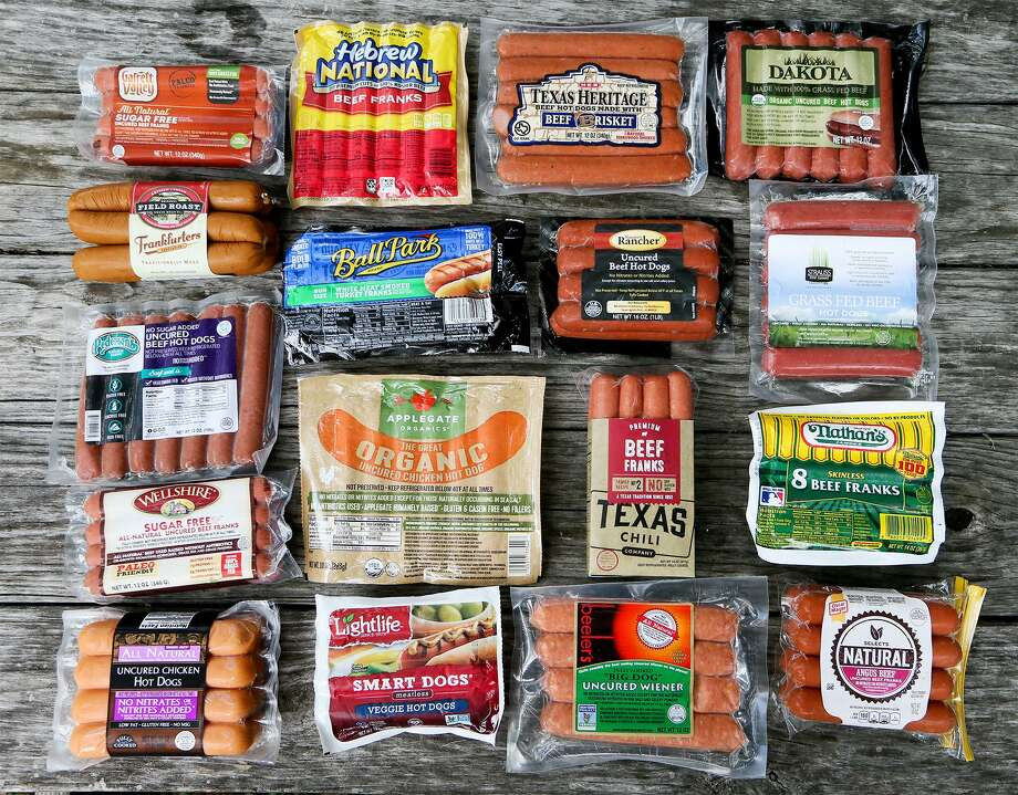Overwhelmed by the ever-expanding selection of hot dogs on the grocery store shelf? Let us help simplify your decision with our guide to a dozen dogs worth grilling this summer. Photo: Marvin Pfeiffer /San Antonio Express-News / Express-News 2018