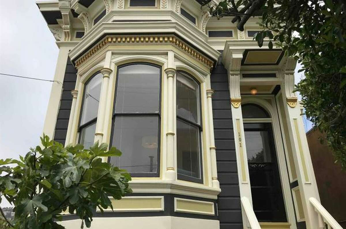 A meticulously preserved Victorian at 101 Maynard in San Francisco's Excelsior neighborhood is listed for $1.249 million.