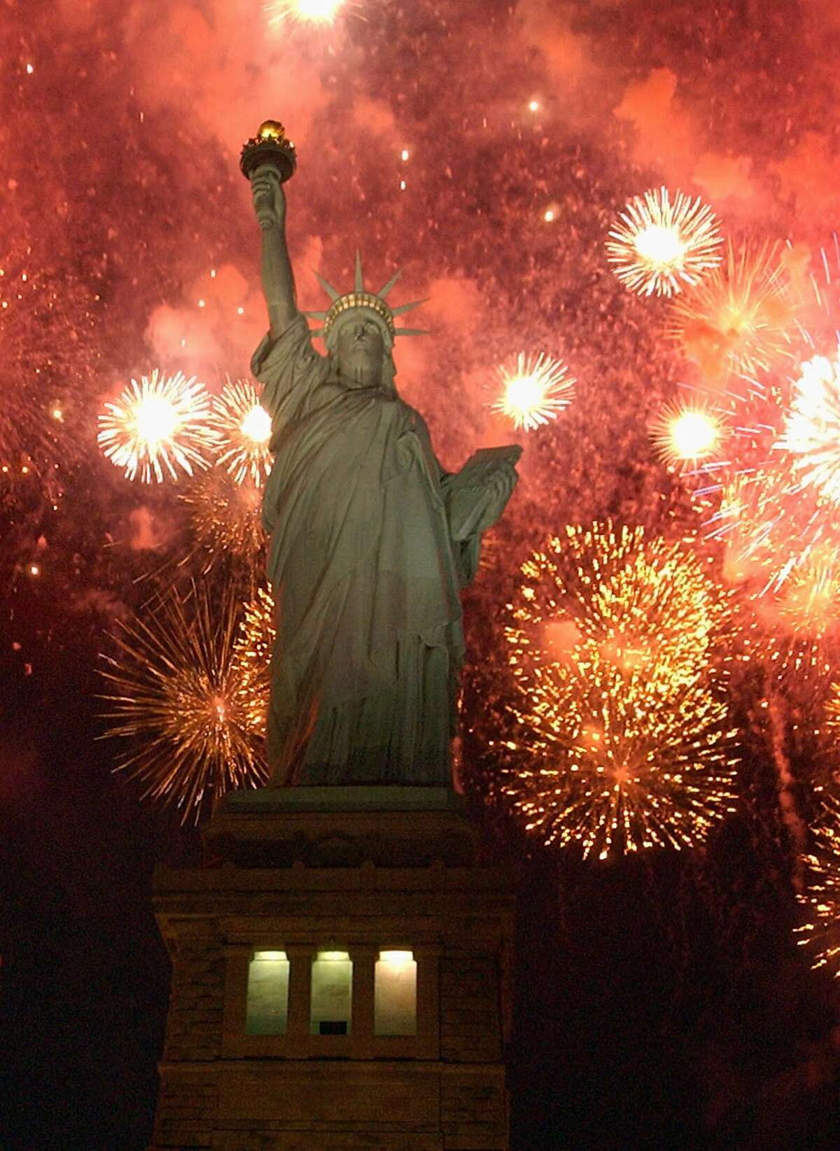1. New York 'Fourth of July celebrations' rank: 5 'Affordability rank: 89 'Attractions and activities' rank: 1 'Safety and sensibility' rank: 2 'Weather' rank: 26