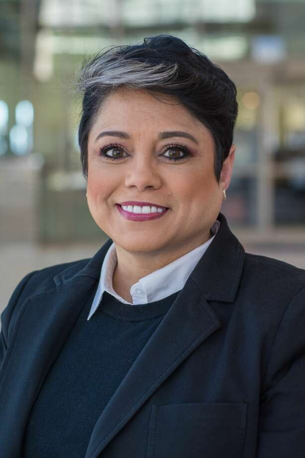 Maria Avalos is among 27 faculty members system-wide who received the UT System's 2018 Regents' Outstanding Teaching Award, which comes with a $25,000 award Photo: Rafael Aguilera