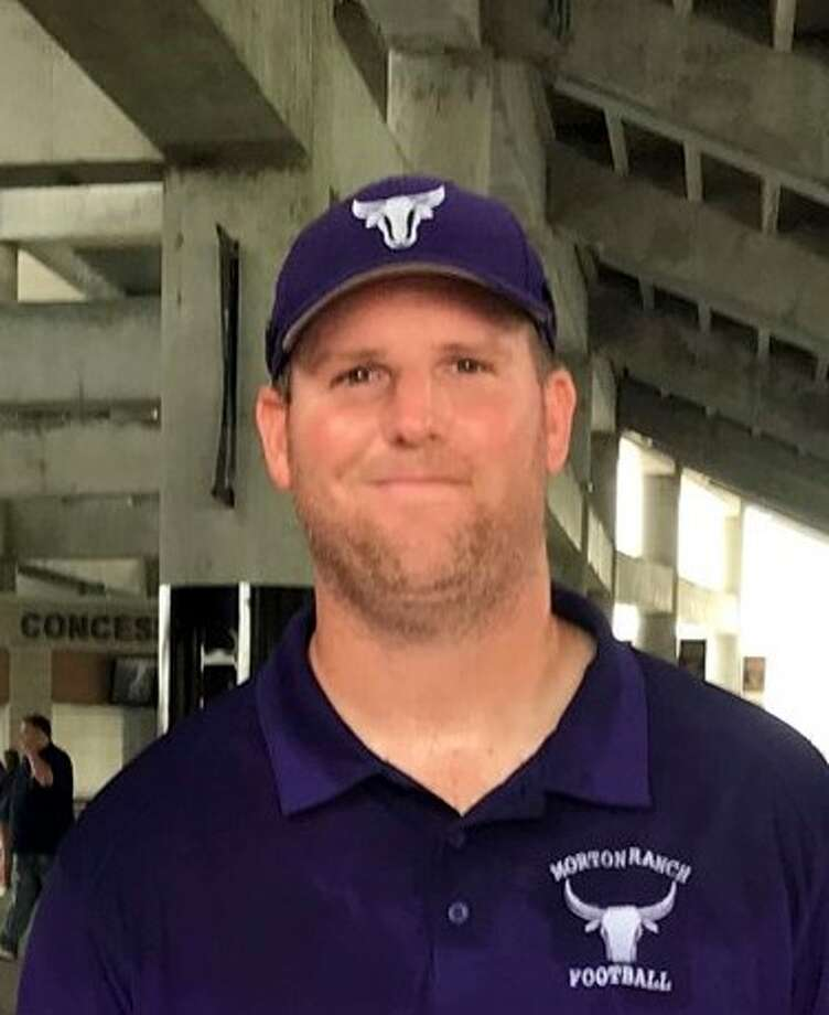Morton Ranch High School assistant football coach Stephen Papp died Saturday. Photo: Katy ISD