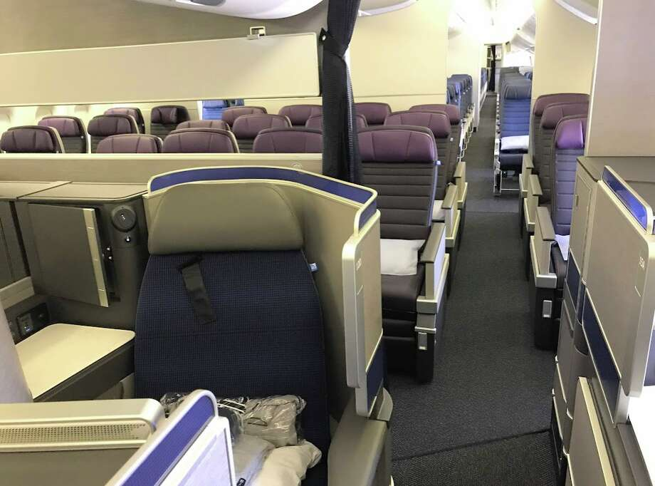 Getting an upgrade on United to business or premium economy should be getting easier for top tier fliers Photo: Chris McGinnis