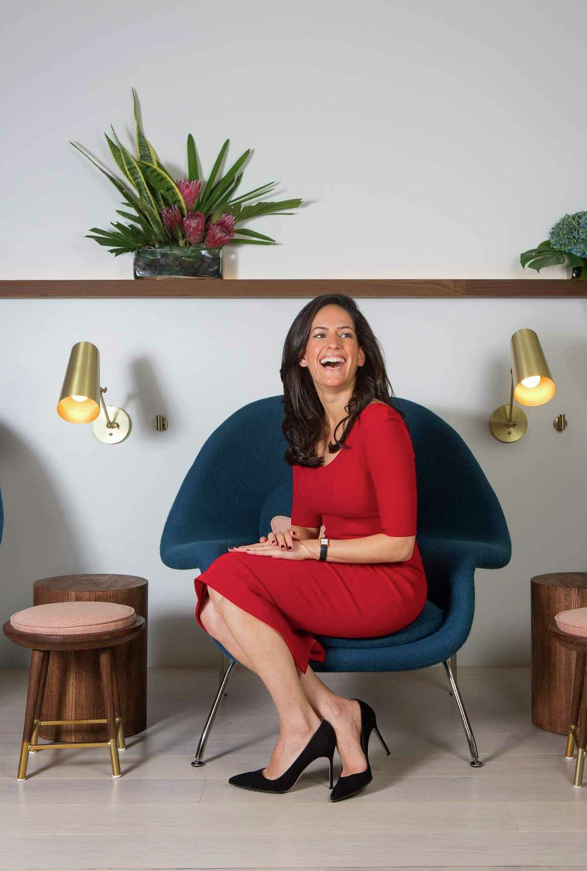 Two years ago, Maryam Naderi noticed a gap in the local nail-salon market, so she opened Paloma, a nontoxic nail salon in BLVD Place. Last year, the Dallas-native expanded to the Heights. Paloma's second location, located in the bustling Heights Mercantile shopping center, opened earlier this year.