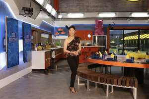 LOS ANGELES - JUNE 8: Julie Chen, Host of BIG BROTHER, celebrating it's 20th season, follows a group of people living together in a house.  BIG BROTHER will air on Sundays (8:00-9:00PM, ET/P/T) and on Wednesdays and Thursdays (9:00-10:00 PM, ET/PT) on the CBS Television Network. (Photo by Sonja Flemming/CBS via Getty Images)