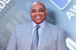 US retired professional basketball player Charles Barkley attends the 2018 NBA Awards at Barkar Hangar on June 25, 2018 in Santa Monica, California. / AFP PHOTO / TARA ZIEMBATARA ZIEMBA/AFP/Getty Images