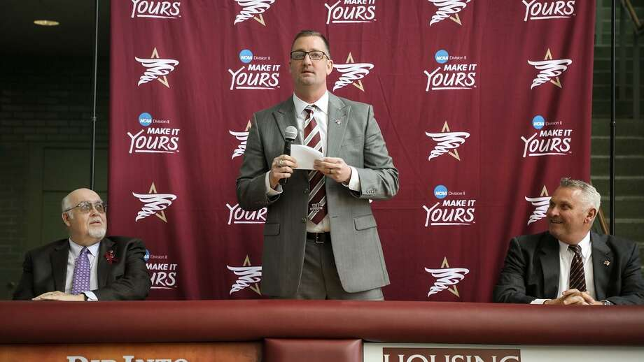 TAMIU head coach Joel Taylor announced Monday a schedule for the 2018-19 season featuring 13 home games. Photo: Courtesy Of TAMIU Athletics