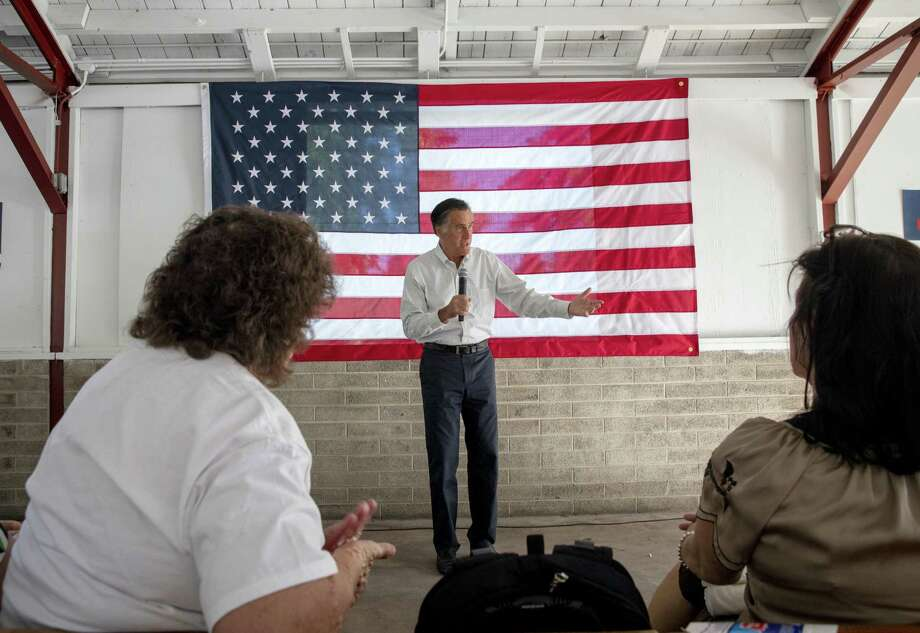 Mitt Romney Is Serial Killer >> Primary elections: Voters in seven states add their voices on where their parties are headed ...