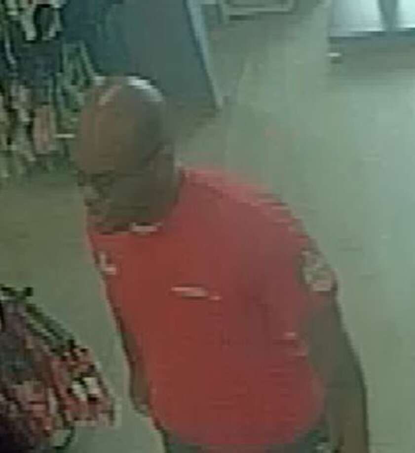 Police said the suspect entered the store in the 4200 block of South New Braunfels around 6:55 p.m. on June 12 and greeted two female sales associates before trying to steal clothing. Photo: Crime Stoppers