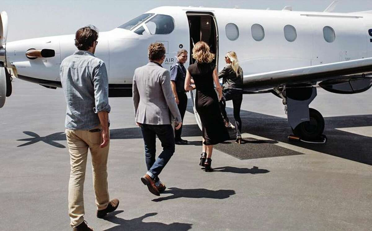 Surf Air offers memberships for airline travel around California and Nevada. (Image: Surf Air)