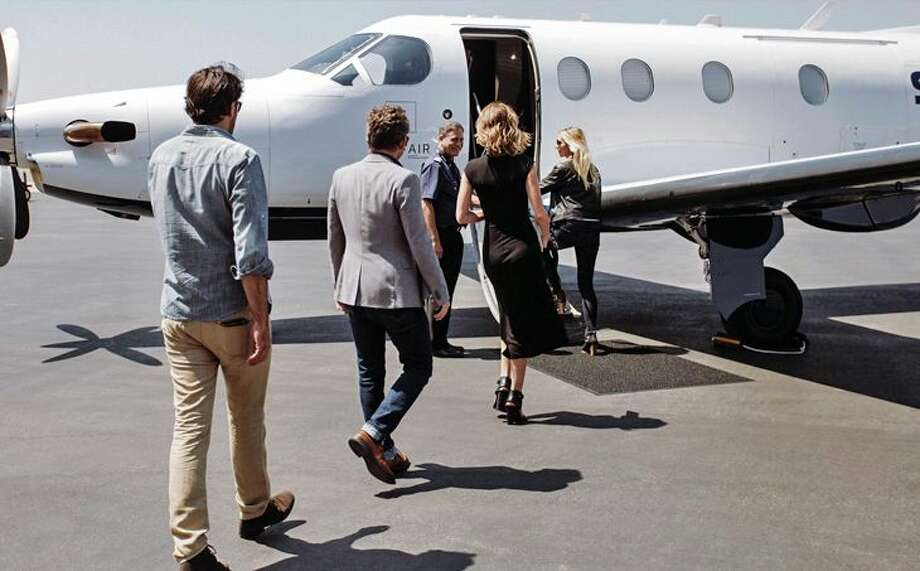 Surf Air offers memberships for airline travel around California and Nevada. (Image: Surf Air) Photo: Surf Air