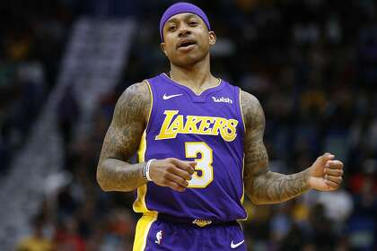 446265ab6da Isaiah Thomas had a lost season with the Cavs and Lakers but could bring  new spark to the Nuggets.