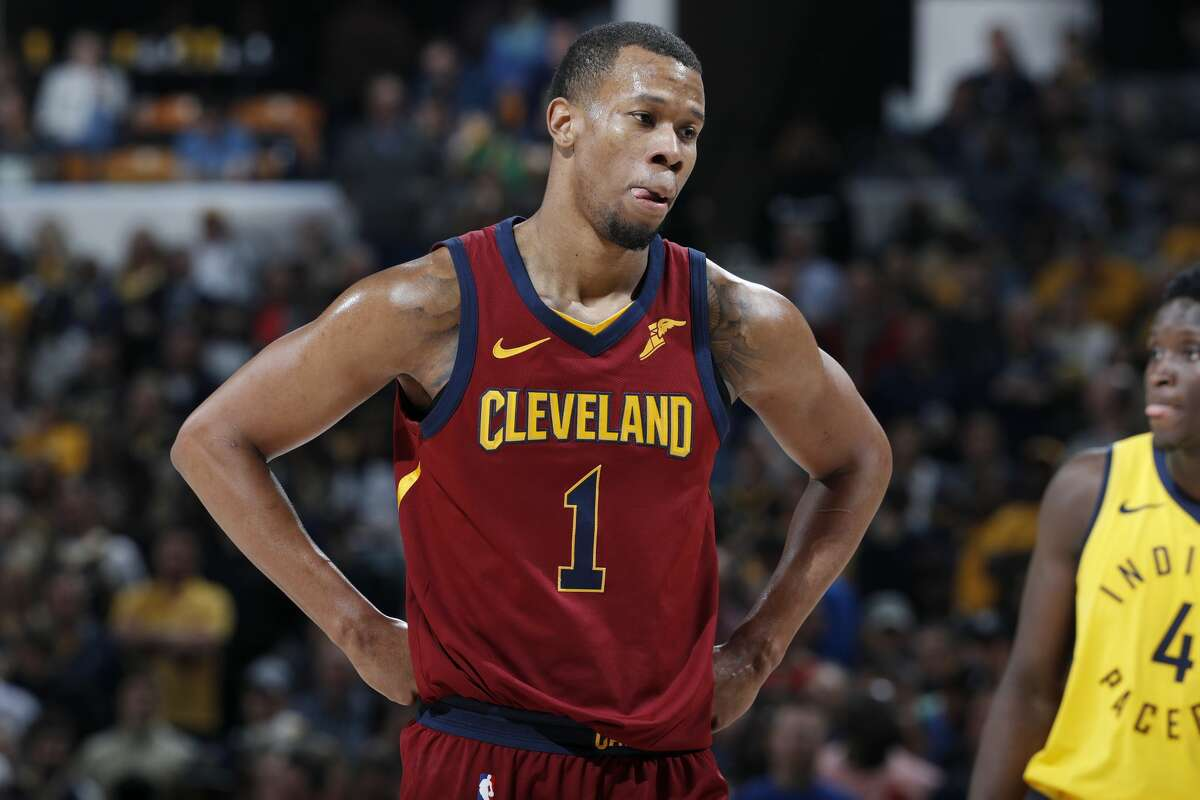 Rodney Hood, Cavaliers Restricted free agent Hood's value plummeted with his poor postseason in Cleveland. Will teams pay him based off how he played in Utah or how he played after being traded to Cleveland?