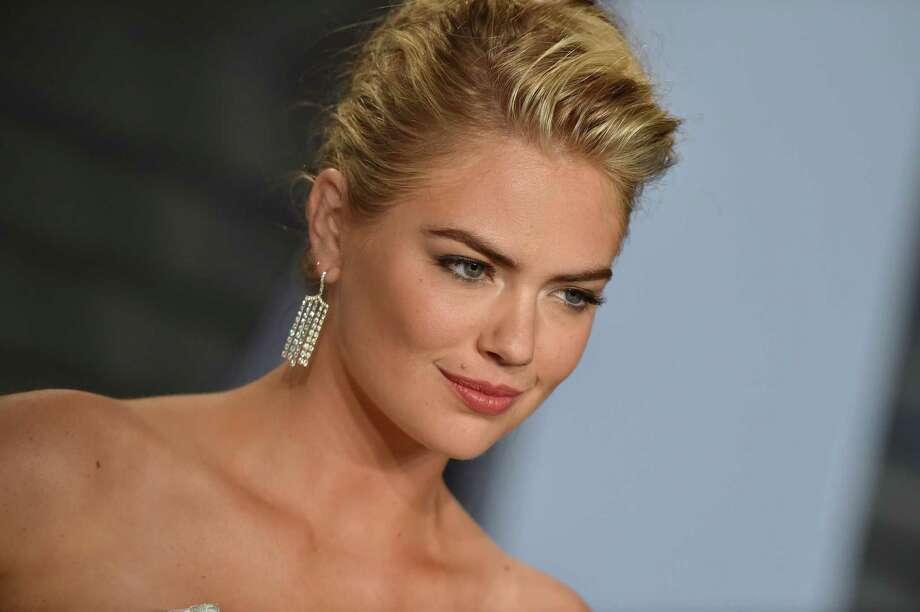 Supermodel Kate Upton is an honorary Houstonian. Days after fiance Justin Verlander and the Houston Astros won the 2017 World Series Championship, the genetically blessed couple tied the knot in Italy. Verlander credits Upton with his life-changing decision to join the team; local style plates credit the blond bombshell with popularizing vintage 'Stros swag. Photo: Axelle/Bauer-Griffin/FilmMagic, Getty Images / 2018 Axelle/Bauer-Griffin