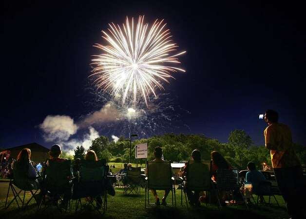 Wallingford The town will not hold its annual display. Photo: File
