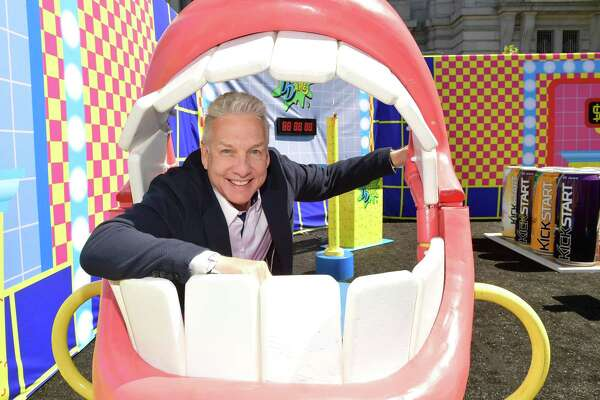 """Original host Marc Summers will return in sort of an undefined elder statesman role on game show reboot """"Double Dare."""""""