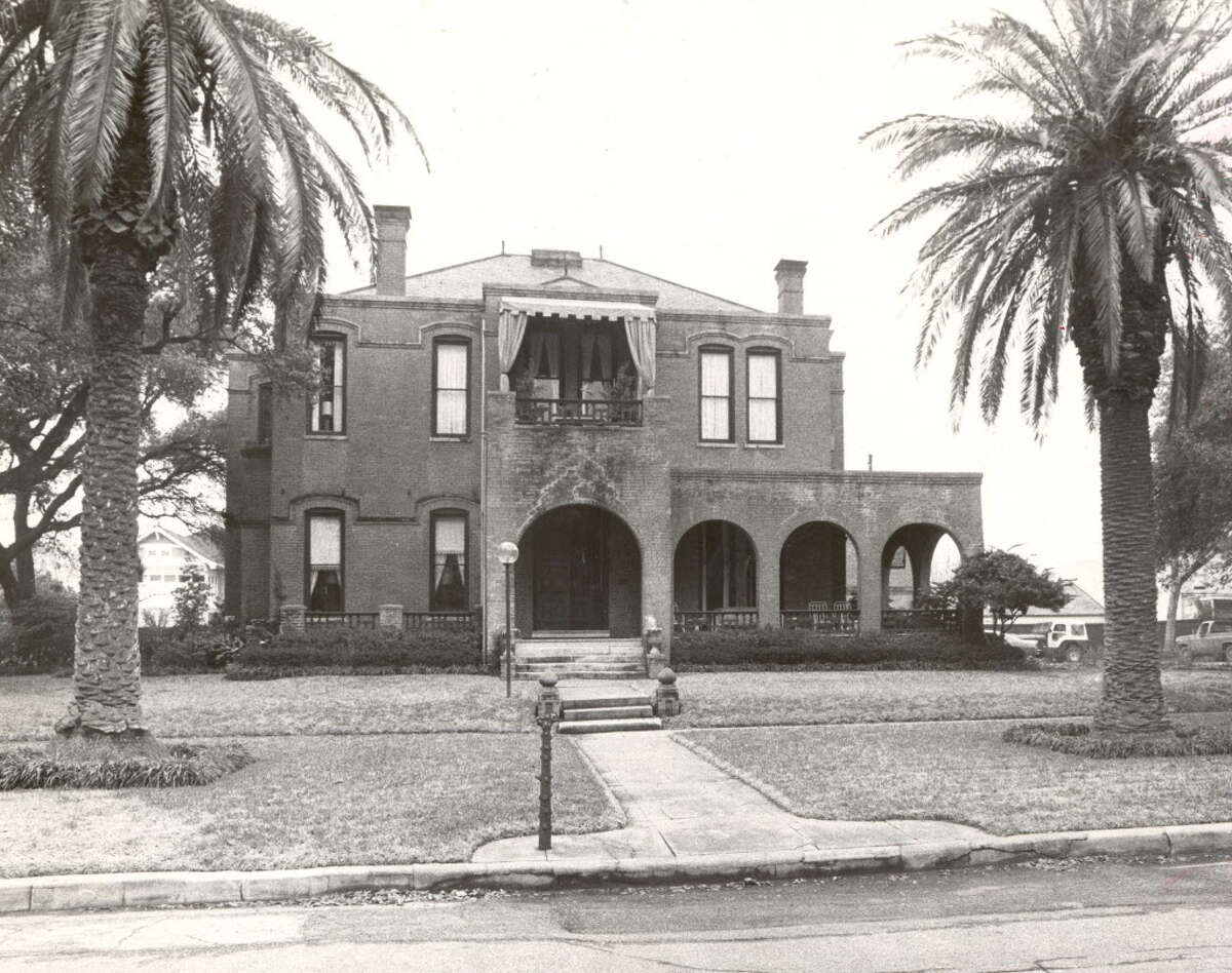 The Waldo Mansion is it appeared in 1979.