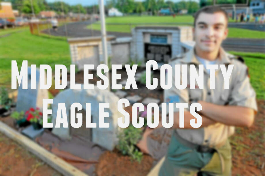 >> Click through the photo gallery to see Eagle Scouts from Greater Middletown through the years. 