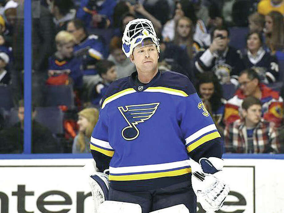 Blues assistant GM Martin Brodeur was elected to the Hockey Hall of Fame Tuesday. The longtime New Jersey Devil goalie joined the Blues as a free agent goalie on Dec. 2, 2014. After a seven-game stint, he announced his retirement in 2015 and moved into the Blues' front office. Photo:       File Photo