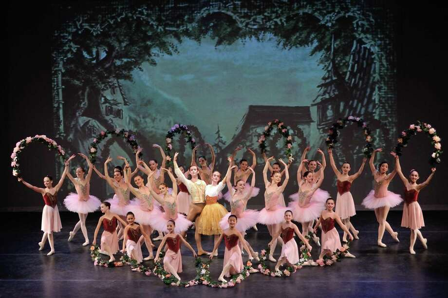 Nutmeg Conservatory is presenting its summer dance festival at the Warner Theatre, July 27-28. Photo: Contributed Photo / (c) DON PERDUE
