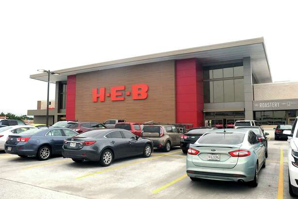 Outside view at the new HEB store on Bissonnet in Bellaire Thursday June 21,2018.(Dave Rossman photo)