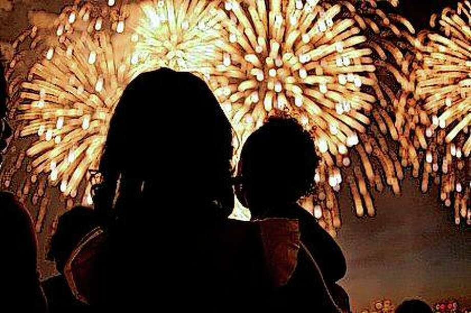 Fire officials recommend leaving the fireworks displays to the professionals but, if you absolutely have to have a do-it-yourself display, be extremely careful. Photo:       Getty Images