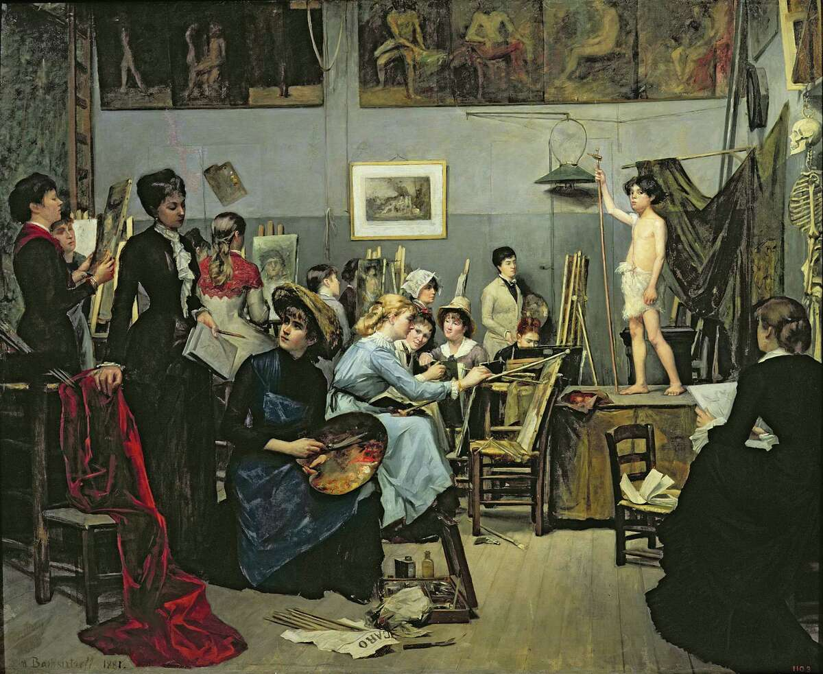 Works from Women Artists in Paris, 1850?-1900, on view at the Clark Art Institute in Williamstown, Mass., through Sept. 3.