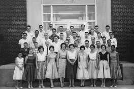 Mary Jackson at the far right. (Provided, NASA)