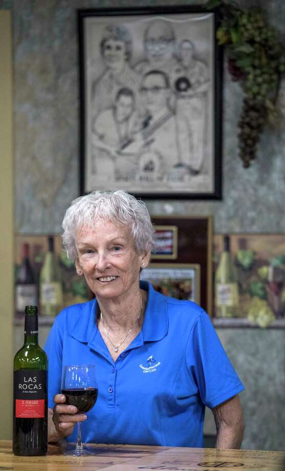 Gail Purdy Brophy at her wine and spirits store Purdy's Friday May 25, 2018 in Saratoga Springs, N.Y.  (Skip Dickstein/Times Union) Photo: SKIP DICKSTEIN / 20043900A
