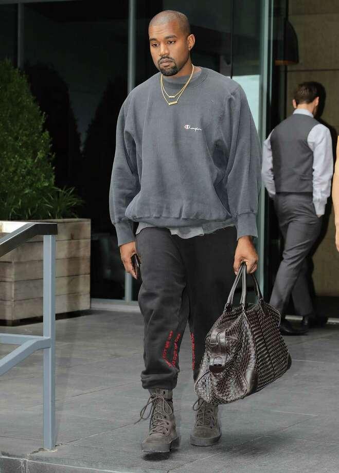 Kanye West: sweatpants aficionado. Photo: Ignat/Bauer-Griffin, Contributor / 2016 Bauer-Griffin