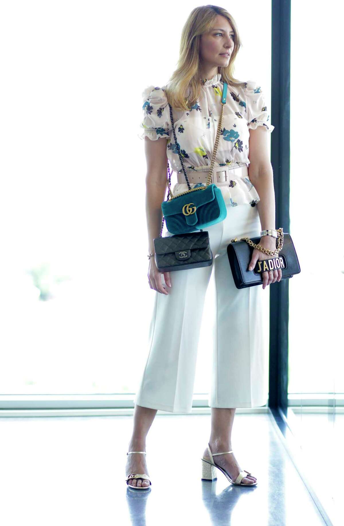 Bag Romance, founded by Houstonian Paola Kustra, is an online business offering luxury handbags for rent. Her stock includes purses from Gucci, Chanel, Celine, Louis Vuitton and more.