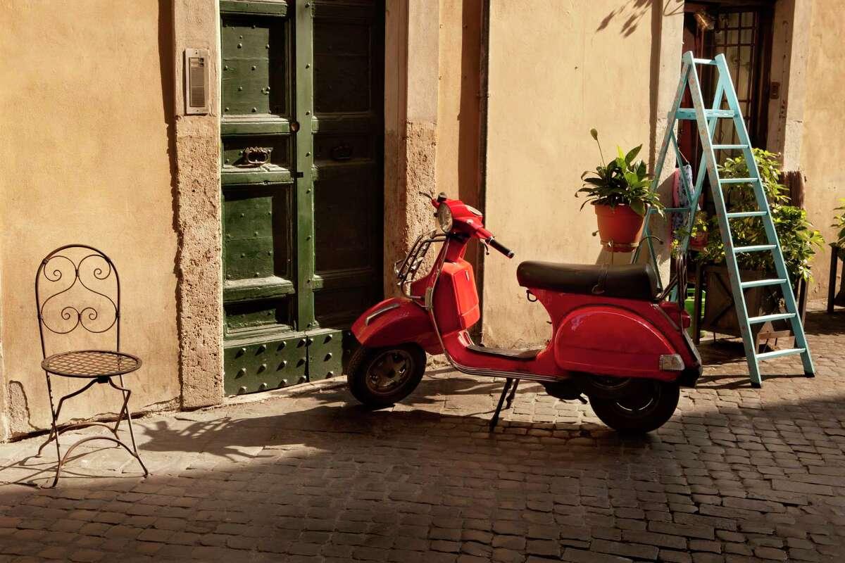 Access Italy customers often feel like a Roman in Rome.