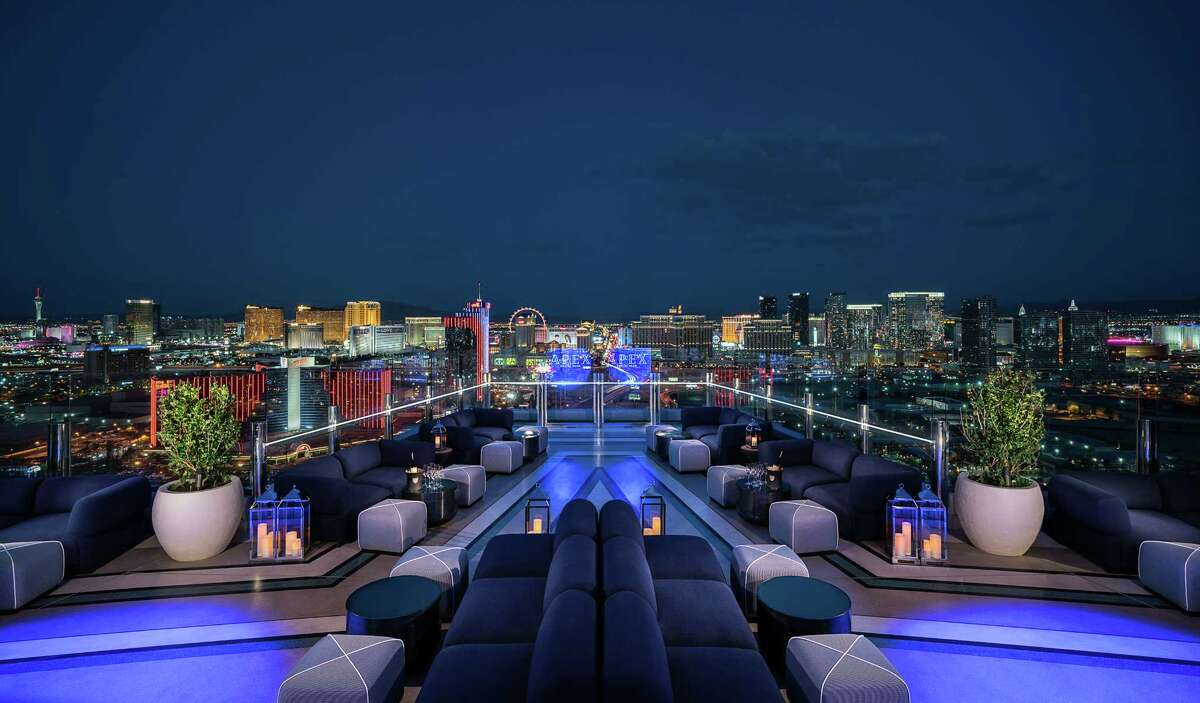 APEX Social Club is a new open-air nightclub in the space formerly occupied by Ghostbar at Palms Casino Resort.
