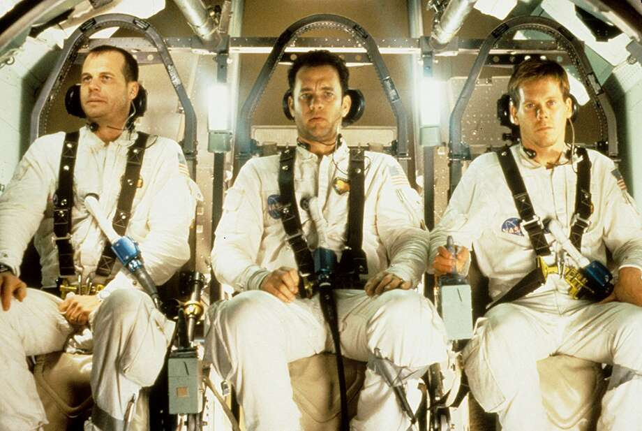 Bill Paxton, Tom Hanks and Kevin Bacon in 'Apollo 13'