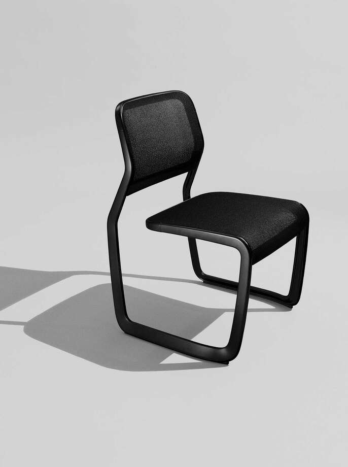 Marc Newson?s new Newson Alumninum Chair for Knoll. $1,080 and up; Knoll dealers Photo: Knoll