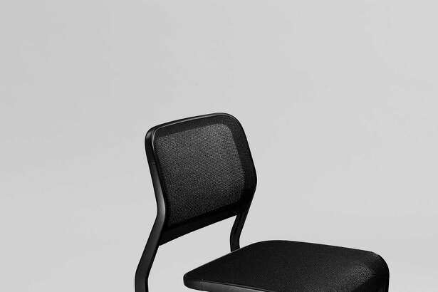 Marc Newson?s new Newson Alumninum Chair for Knoll. $1,080 and up; Knoll dealers