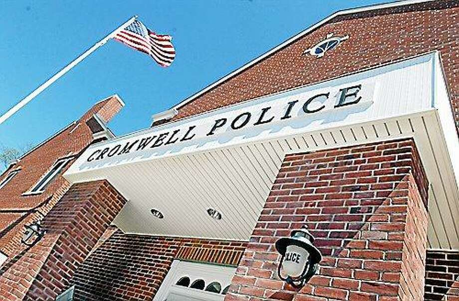 Cromwell police headquarters Photo: File Photo