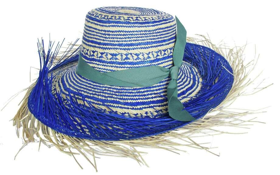 Sensi Studio's Colombia frayed Panama hat, $165; sensistudio.com Photo: Sensi Studio