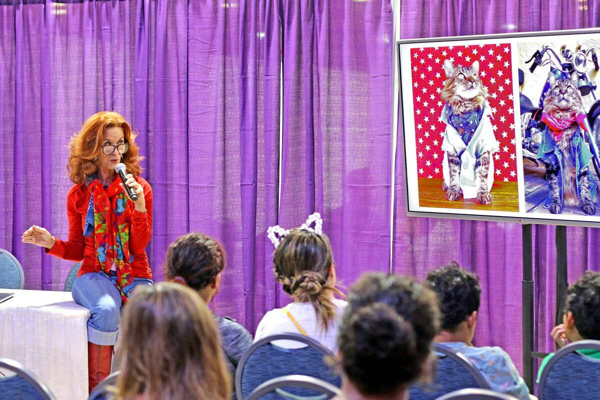 The 2017 POP Cats convention in Miami.