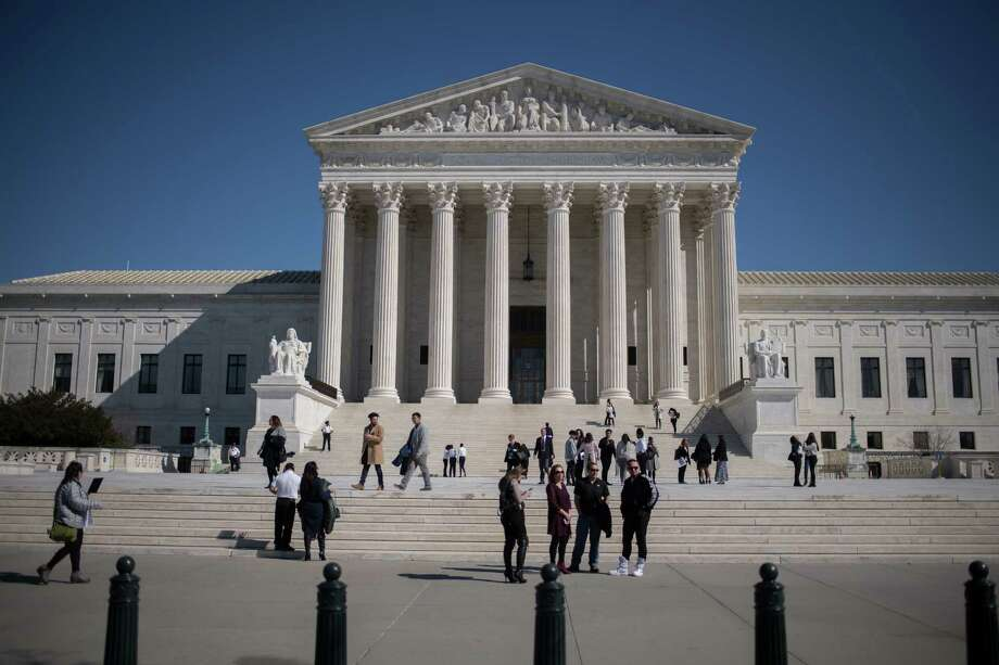 Trump said he would pick his Supreme Court justice from a pre-existing list of 25 candidates.  See who made the list. Photo: Bloomberg Photo By Ron Antonelli. / © 2018 Bloomberg Finance LP