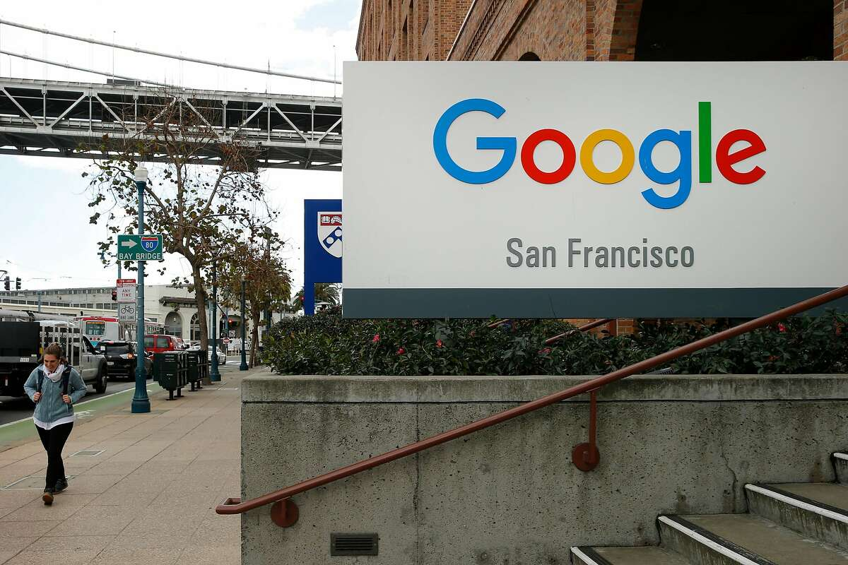 where is google office. Amid Office Space Crunch, Google Grows In San Francisco Where Is L