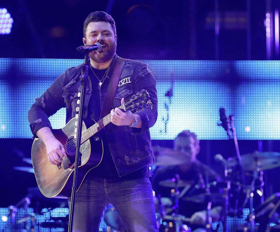 Chris Young Photo: Karen Warren, Staff / Houston Chronicle / © 2018 Houston Chronicle