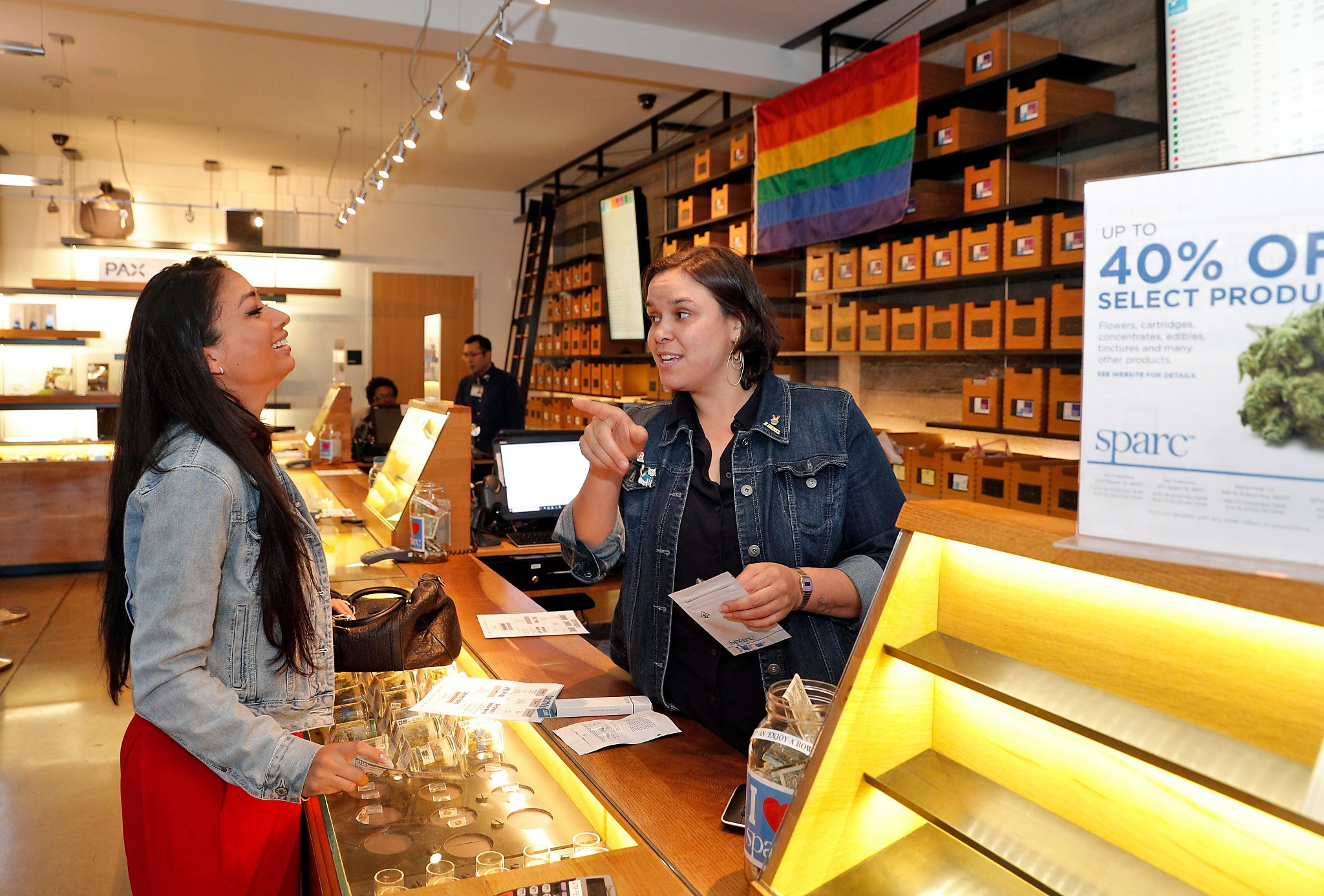 Cheap cannabis products available before new California