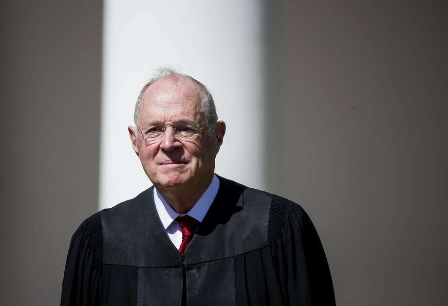81-year-old Supreme Court Justice Anthony Kennedy. Photo: Eric Thayer / Getty Images 2017