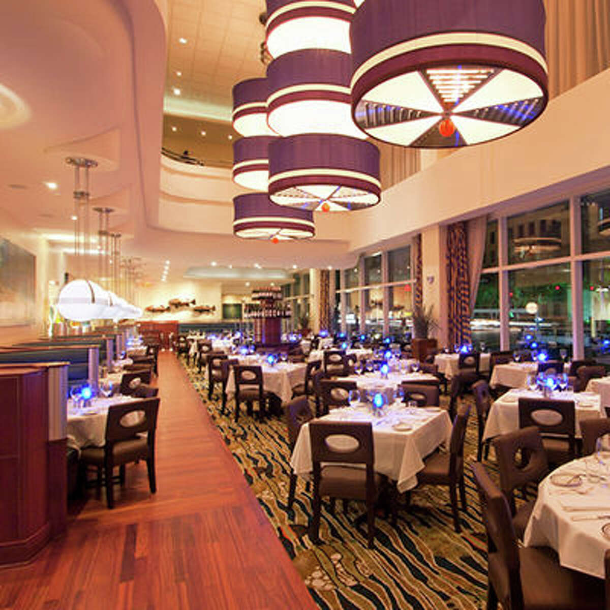 The Oceanaire Seafood Room: This Galleria restaurant,5061 Westheimer, is offering half-priced bottles of wine with the purchase of twoentrées.