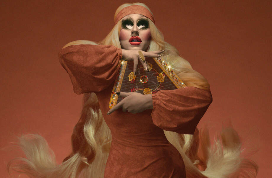 Trixie Mattel, RuPaul's Drag Race All Stars 3 winner and folk-country artist.