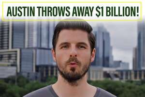 Video by opponents of Austin soccer deal claims that it is a '$1 billion giveaway.'