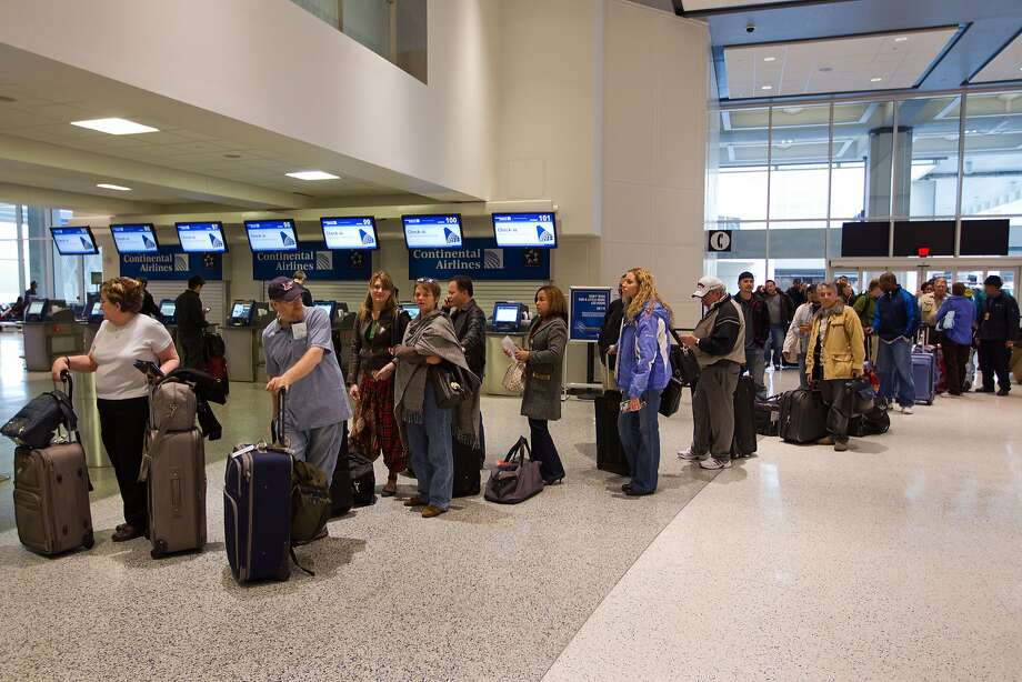 Why won't Expedia refund part of Susan Long's airline ticket? The contract is clear, but maybe her online agency is confused. Photo: Smiley N. Pool / Houston Chronicle