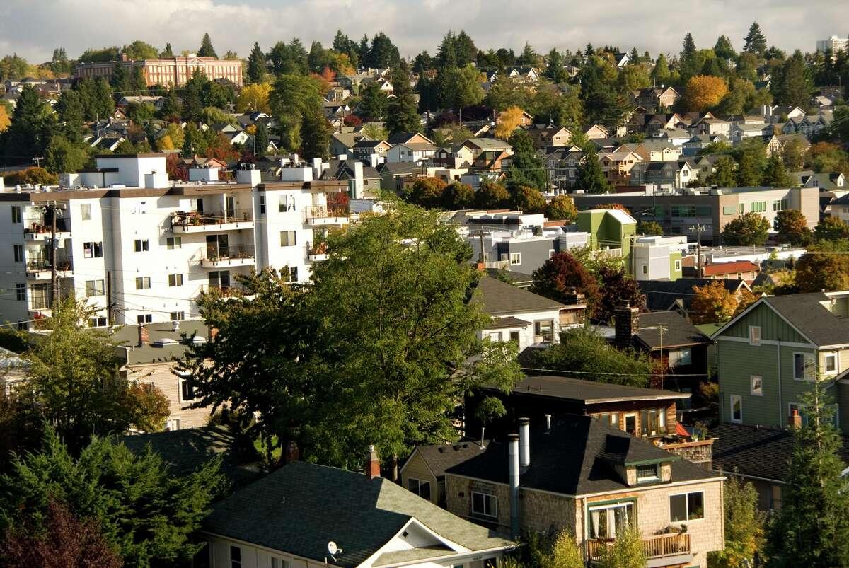 San Francisco Studio $1,986 1 BDR $2,440 2 BDR $3,066 Sacramento Studio $840 1 BDR $946 2 BDR $1,200 Seattle Studio $1,154 1 BDR $1,321 2 BDR $1,645 (Shown: The Fremont area of Seattle.)